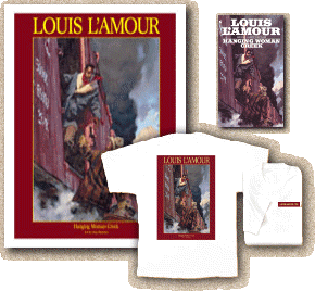 Exclusive Louis L'Amour Gift Sets
